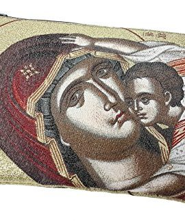 Blessed-Virgin-Mary-Jesus-Icon-Pouch-Tapestry-Prayer-Keepsake-Case-83-BIG-0