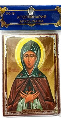 Christian-Saint-Appolinaria-Icon-Blessed-Jerusalem-Russian-Church-Holy-Land-34-0