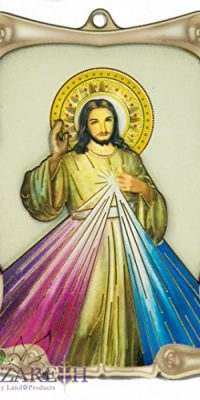 Divine-Mercy-Christian-Icon-Two-Levels-Wood-Icon-Jesus-I-Trust-in-You-55-0
