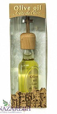 Holy-Land-Pure-Anointing-Oil-Aceita-De-Oliva-Wood-Cross-Bottle-100ml-0