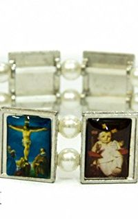 Holy-Saints-Jerusalem-Bracelet-Metal-Flexible-Fashion-Unisex-Ornament-Holy-Land-0