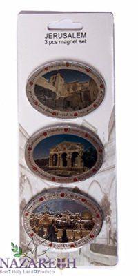 Oval-Holy-Places-3-Pcs-Magnet-Set-Holy-Land-Souvenir-Gift-From-Jerusalem-0