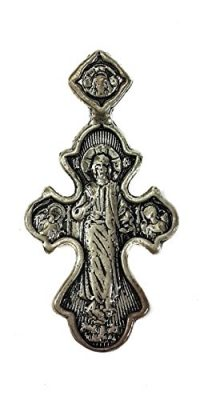 Amazing-Jesus-Christ-Crucifix-Silver-925-Greek-Cross-Pendant-Jerusalem-13-0