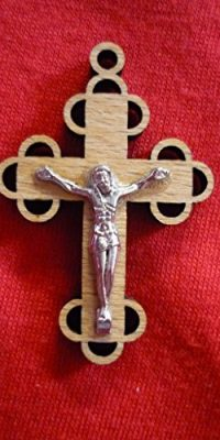 Jesus-Christ-Cross-Crucifix-Handmade-Carved-Olive-Wood-Pendant-From-Holy-Land-0