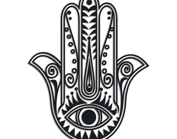 Hamsa Evil eye meaning