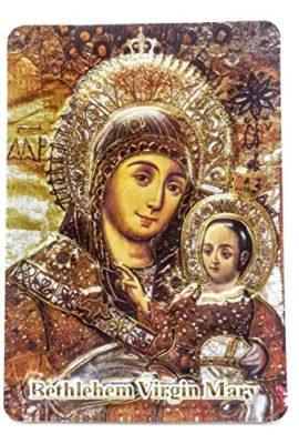 Bethlehem-Virgin-Mary-and-Baby-Jesus-2D-Icon-Magnet-Holy-Land-Keepsake-39-0