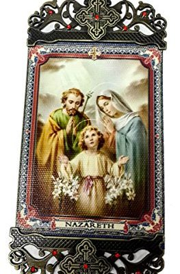 Holy-Family-Of-Nazareth-Wall-Hanging-Tapestry-Icon-Banner-Zircons-Holy-Land-0