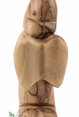 Beautiful-Olive-Wood-Hand-Carved-Angel-Figurine-43-Christian-Gift-Holy-Land-0-1
