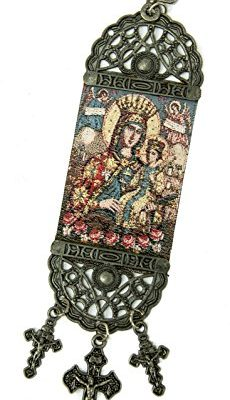 Blessed-Virgin-Mary-and-Jesus-Child-Hanging-Wall-Tapestry-Icon-Jerusalem-86-0-0