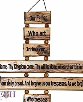 Carved-Olive-Wood-Cross-Our-Father-in-Heaven-Prayer-18-Hanging-Nuestro-Padre-0-1