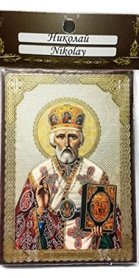 Christian-Saint-Nickolay-Icon-Blessed-in-Jerusalem-Russian-Church-Holy-Land-34-0