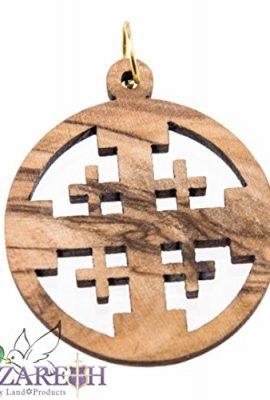 Handmade-Oval-Olive-Wood-Jerusalem-Cross-Carved-Christian-Pendant-Holy-Land-11-0-0