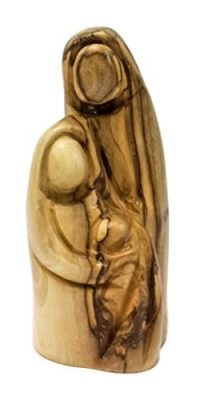 Holy-Family-Joseph-Mary-Baby-Jesus-Hand-Carved-Olive-Wood-Statue-Figure-Nazareth-0