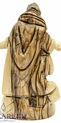Holy-Family-Olive-Wood-Statue-Baby-Jesus-Carved-Figure-61-Handmade-Nazareth-0-0