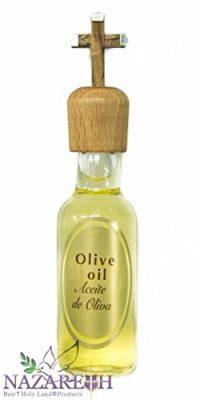 Holy-Land-Pure-Anointing-Oil-Aceita-De-Oliva-Wood-Cross-Bottle-100ml-0-0