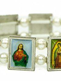 Holy-Saints-Jerusalem-Bracelet-Metal-Flexible-Fashion-Unisex-Ornament-Holy-Land-0-0