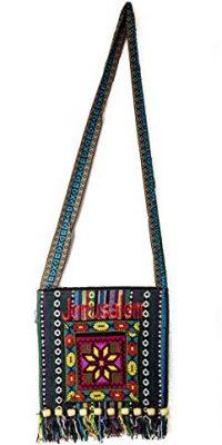 Jerusalem-Camel-Handmade-Hand-bag-Hand-Bag-Zipper-Cloth-Beautiful-Holy-Land-0-3