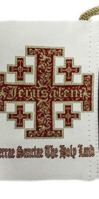 Jerusalem-Cross-Rosary-Icon-Pouch-Tapestry-Prayer-Keepsake-Holy-Land-Case-57-0-0