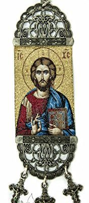 Jesus-Christ-The-Teacher-Greek-Hanging-Wall-Tapestry-Icon-Banner-Holy-Land-86-0