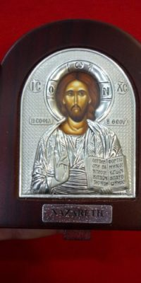 Jesus-Christ-the-Teacher-Covered-in-Silver-925-Icon-39-Nazareth-Holy-Land-0-0