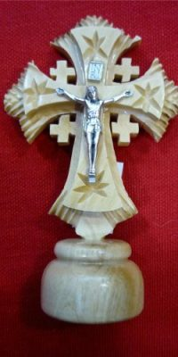 Jesus-Cross-Crucifix-Carved-Olive-Wood-Statue-Figure-From-Jerusalem-Holy-Land-0