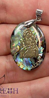 Mary-of-Jerusalem-Abalone-Shell-Pendant-Pearl-Madonna-Jesus-Handmade-Amulet-12-0-2