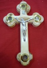 Olive-Wood-Cross-Crucifix-Orthodox-14-Station-4-Lens-Made-in-Holy-Land-Jerusalem-0