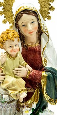 Our-Lady-Blessed-Virgin-Mary-Baby-Jesus-Figurine-Hand-Painted-Holy-Land-Statue-0-1