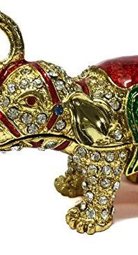 Pewter-Colorful-Elephant-Enamel-Trinket-Box-Figurine-With-Zircon-Crystals-41-0-1