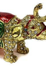 Pewter-Colorful-Elephant-Enamel-Trinket-Box-Figurine-With-Zircon-Crystals-41-0