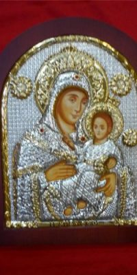 Saint-Mary-with-Baby-Jesus-11-Sterling-Silver-925-Icon-From-Nazareth-Holy-Land-0-1