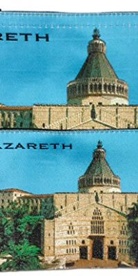Set-Nazareth-Annunciation-Church-Rosary-Icon-Pouch-Tapestry-Keepsake-Prayer-Case-0-0