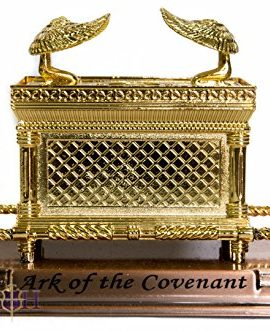 Statue-Copper-Ark-of-the-Covenant-71-Jewish-Testimony-Judaica-Israel-Gift-0