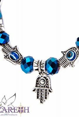 Stretchable-Hamsa-Evil-Eye-Protection-Bracelet-Deep-Blue-Crystals-Ornament-0-0