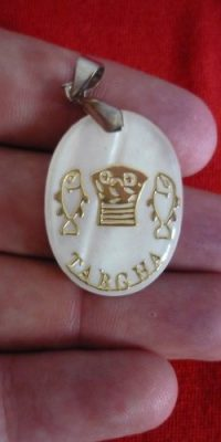 Tabgha-Mother-of-Pearl-Pendant-Jesus-Fish-Handmade-Medal-Holy-Land-Gift-0-0