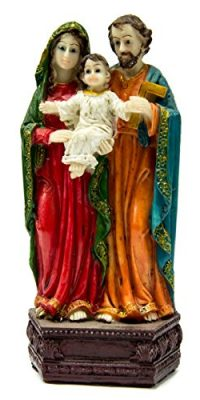 The-Holy-Family-Christian-Figure-Hand-Painted-Resin-Statue-From-Holy-Land-55-0