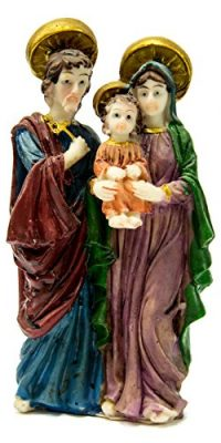 The-Holy-Family-Figure-Hand-Painted-Resin-Statue-From-Holy-Land-51-0