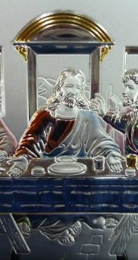 The-Last-Supper-134-Italian-Icon-Sterling-Silver-950-From-Jerusalem-Holy-Land-0-1