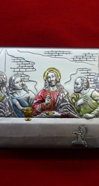 The-Last-Supper-67-Italian-Icon-Sterling-Silver-950-From-Jerusalem-Holy-Land-0