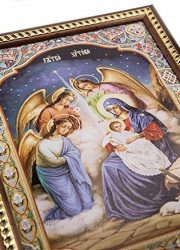 The-Nativity-Of-Jesus-Unique-Plaque-Padded-Wall-Picture-Holy-Land-114-29-cm-0-1