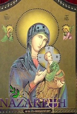 Wooden-Icon-Virgin-Mary-with-Baby-Jesus-Handmade-Icon-From-Jerusalem-Holy-Land-0-1