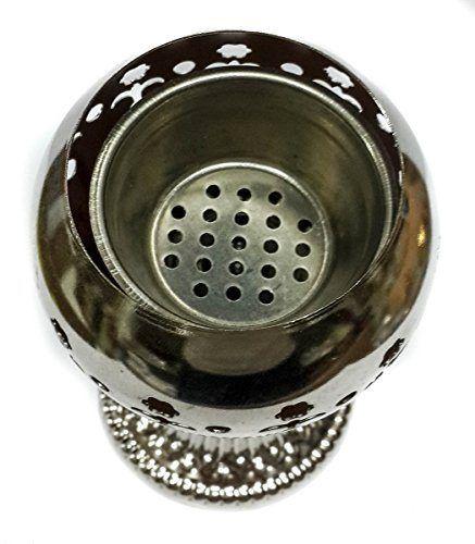 Handmade-Silver-Censer-Polished-Brass-Jerusalem-Church-Incense-Burner-Distiller-0-1