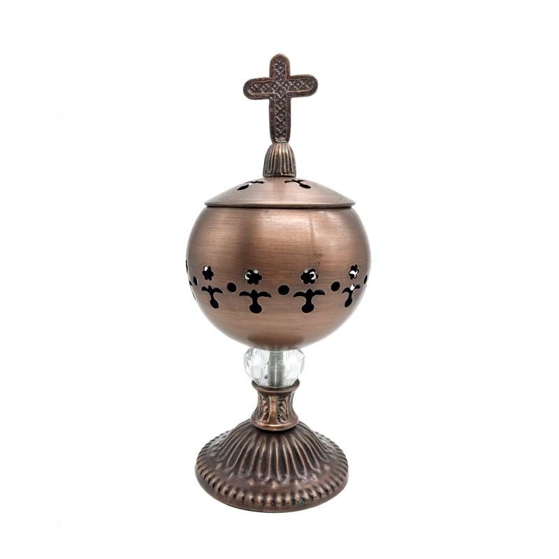 bronze incense burner cencer