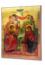 Annunciation-of-Blessed-Mary-Russian-Icon-Plaque-Blessed-Jerusalem-Souvenir-37-0-0