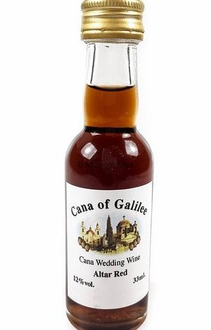 Cana of Galilee Red Wine – Best Wine Of Israel