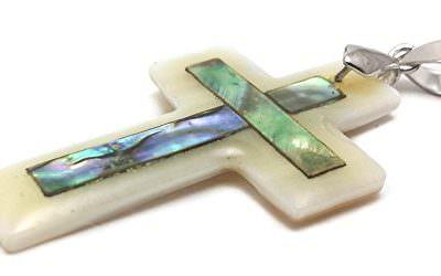 Small-Catholic-Mother-Of-Pearl-Shell-Crucifix-Pendant-Handmade-Cross-Jerusalem-0-3