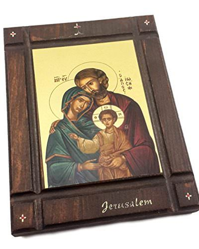 The-Holy-Family-Byzantine-Wood-Icon-Baby-Jesus-Jerusalem-Holy-Land-Certificated-0-0