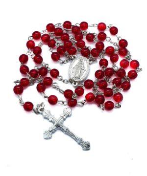 Catholic Rosary Necklace
