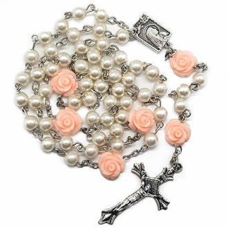 CATHOLIC ROSARIES NECKLACE   Holy Land Gift Shop
