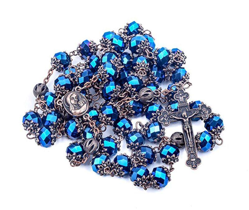 Deep Blue Rosary